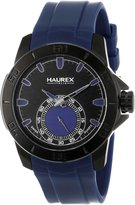 Haurex Men's 3N503UBB Acros Rubber Watch