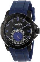 Haurex Men's 3N503UBB Acros Rubber Watch