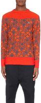 Vivienne Westwood Diamond-jacquard Wool Jumper