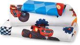 Nickelodeon NickelodeonTM Blaze Fast Track Twin Sheet Set