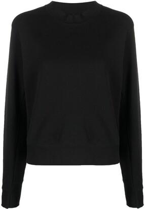 Puma Mock-Neck Sweatshirt