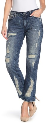Rock Revival Slouchy Straight Jeans