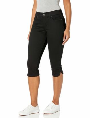 Gloria Vanderbilt Women's Petite Comfort Curvy Skinny Jean Capri Length