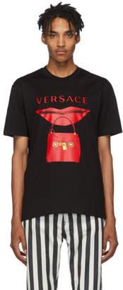 Versace Black Purse T-Shirt
