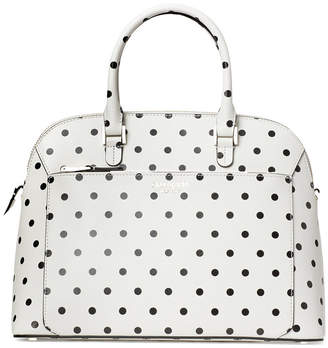 Kate Spade Small Leather Dome Satchel