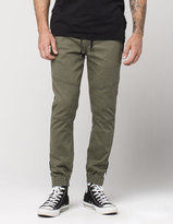 BROOKLYN CLOTH Zip Pocket Mens Jogger Pants