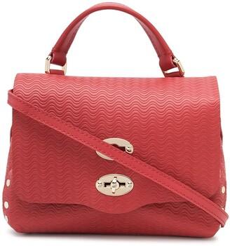 Zanellato Double-Lock Crossbody Bag