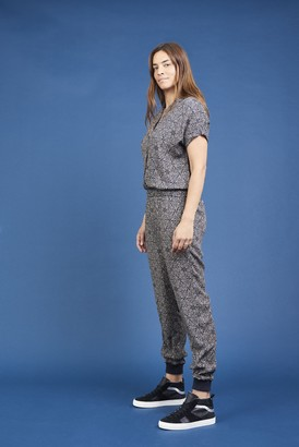 Nooki Design - Kimie Jumpsuit Bubble Dot - S
