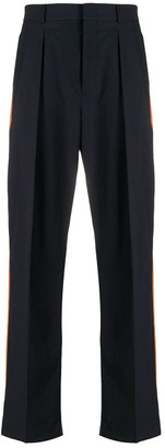 Valentino Side Band Trousers