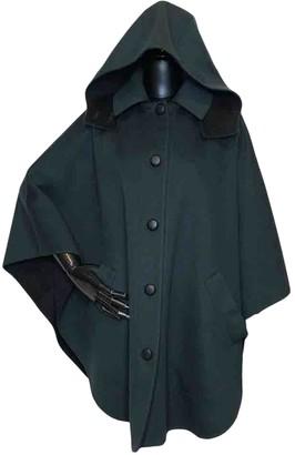Louis Vuitton Green Wool Jackets