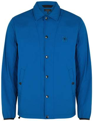 Rag & Bone Blue Shell Jacket