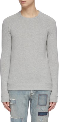 Denham Jeans Raglan sleeve soft knit sweater