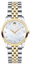 Movado Women's Museum Bracelet Watch, 28Mm