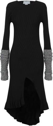 Esteban Cortazar Knee-length dresses