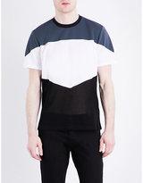 Diesel T-spider Cotton T-shirt