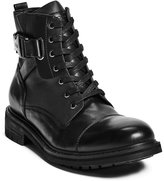 GUESS Men's Rand Lace-Up Boots