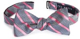 Ted Baker Men's East End Stripe Silk Bow Tie