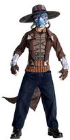 Star Wars Boy's The Cad Bane Deluxe Costume