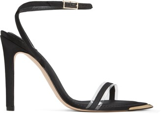 Good American On Point Ankle Strap Sandal