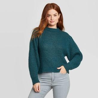 Universal Thread Women's Crewneck Pullover Sweater - Universal ThreadTM