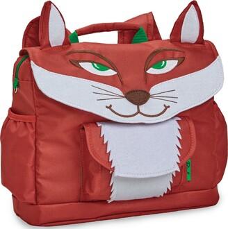 "Bixbee 10"" Kids' Fox Backpack - Rusty"