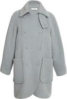 X.C. Tang Oversize Alpaca Coat