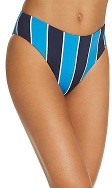 Mei L'ange Mila Striped Bikini Bottom