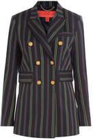Tommy Hilfiger Striped Blazer with Wool