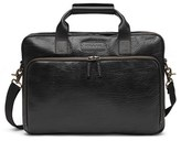 Trask Men's 'Jackson' Leather Tote - Black