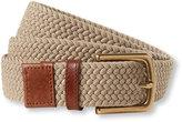 L.L. Bean Comfort Waist Braided Belt