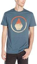 Volcom Men's Stone Logo Branded T-Shirt