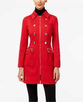 INC International Concepts Ponte Walker Coat, Only at Macy's