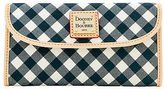 Dooney & Bourke Gingham Continental Clutch