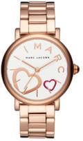 Marc by Marc Jacobs Marc Jacobs Classic Rose Gold Watch