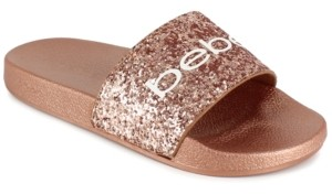 Bebe Women's Fraida Slide Sandals Women's Shoes