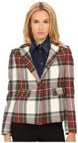 Vivienne Westwood Cropped Rockabilly Jacket