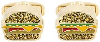Paul Smith Hamburger-Shaped Cufflinks