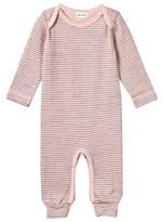 Mini A Ture Soft Pink Joa Baselayer Babygrow