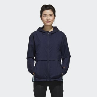 adidas x Zoe Saldana Collection Women's Windbreaker Jacket