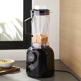 Crate & Barrel Dash ® Chef Series Black Power Blender