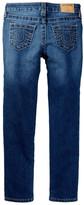 True Religion Casey Fossil Single End Skinny Jean (Big Girls)