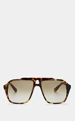 Kirk Originals Men's Aviator Sunglasses - Brown