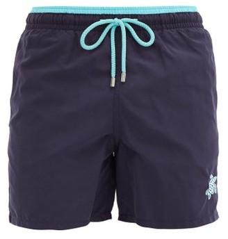 Vilebrequin Moka Bi-colour Swim Shorts - Navy Multi