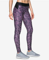 Under Armour HeatGear® Printed Compression Leggings