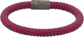 Carolina Bucci Magenta Twister Band Bracelet