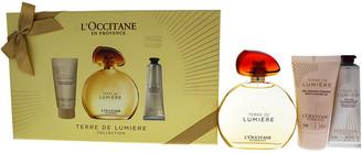 L'occitaine LOccitane 3Pc Terre De Lumiere Collection