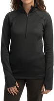 Columbia Saturday Trail Shirt - Zip Neck, Long Sleeve (For Women)