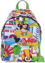 Moschino Graffiti Backpack