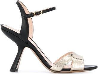 Nicholas Kirkwood LEXI sandals 90mm