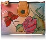 Anuschka Ladies Wallet DPF,One Size